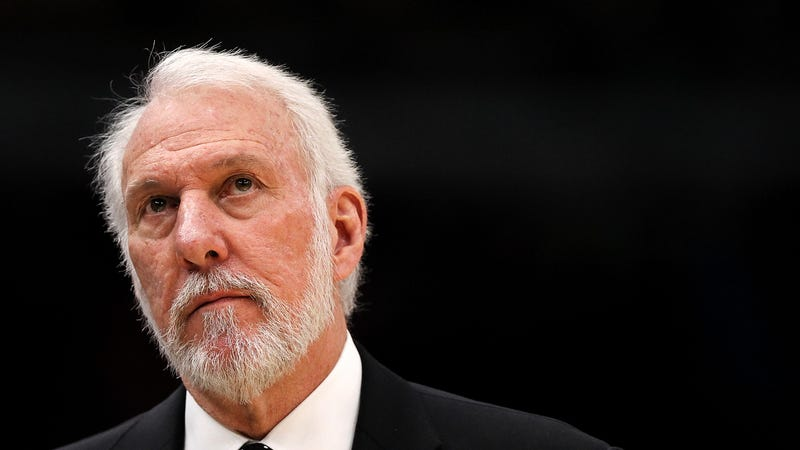 Illustration for article titled Erin Popovich, Wife Of Gregg Popovich, Dies