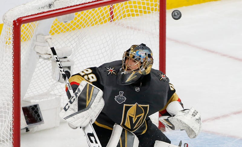 Illustration for article titled The Golden Knights Are Paying Marc-Andre Fleury How Much?