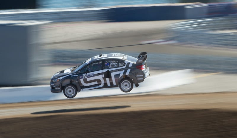 Photo credit: Red Bull Global Rallycross