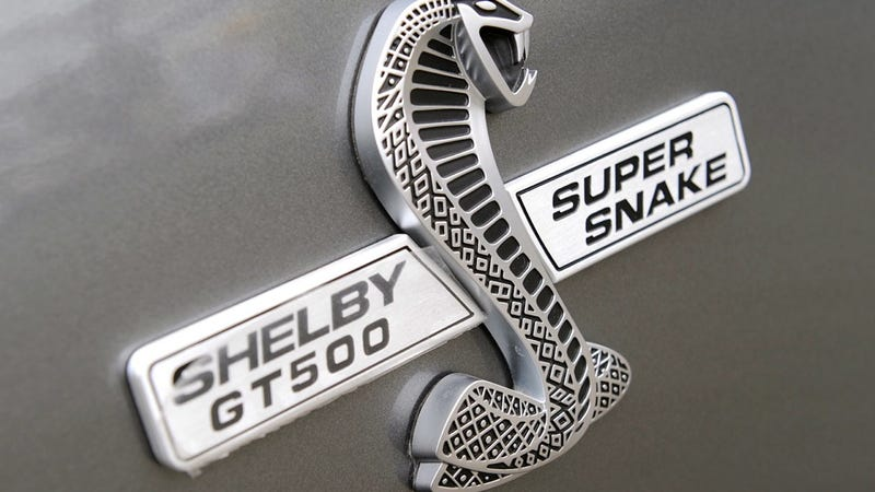 Illustration for article titled 2012 Shelby GT500 Super Snake strikes with an astonishing 800 HP