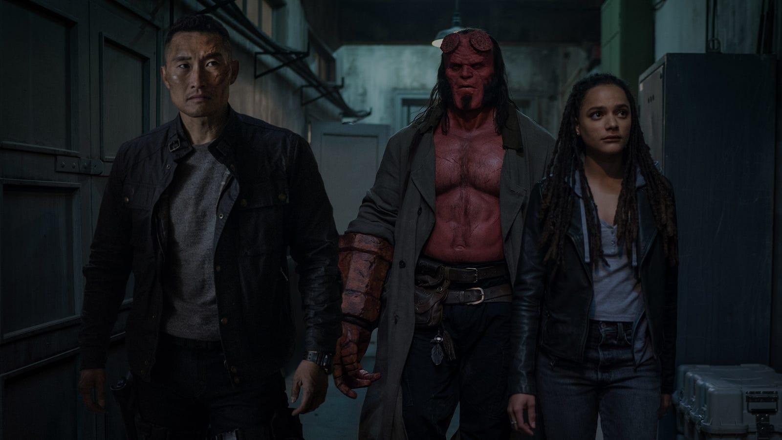 Image result for hellboy 2019