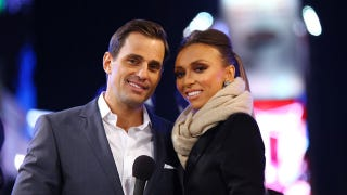 Illustration for article titled Giuliana And Bill Rancic Look Forward To 2012