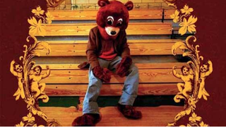 The album cover of Kanye West's The College DropoutTwitter