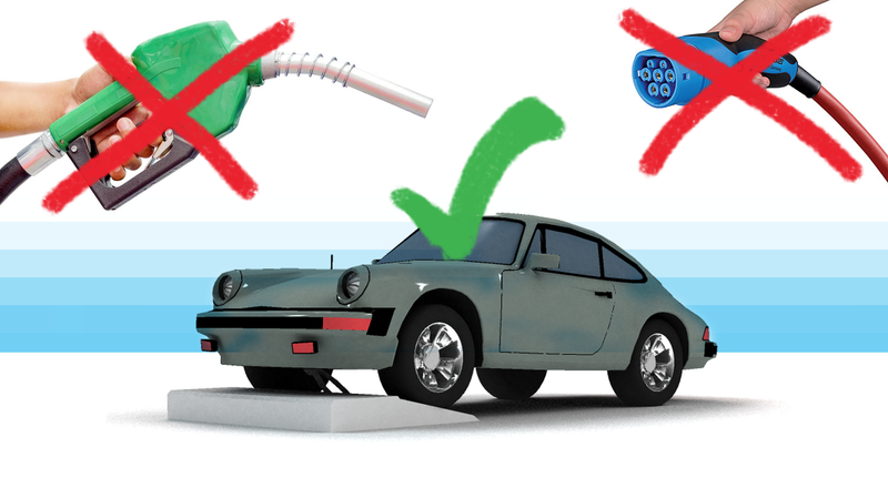 Illustration for article titled Everybody Is Designing Electric Car Chargers Wrong, But I Have an Idea