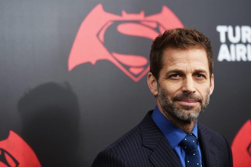 Zack Snyder (Photo: Jamie McCarthy/Getty)