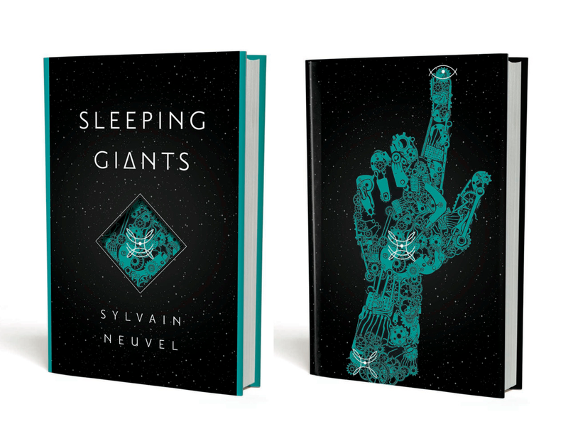 Illustration for article titled Will Sylvain Neuvel's NovelSleeping Giants Become the Next Martian-styleSuccess Story?