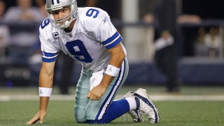 Illustration for article titled Chris Cooley Loves To See Tony Romo Fail