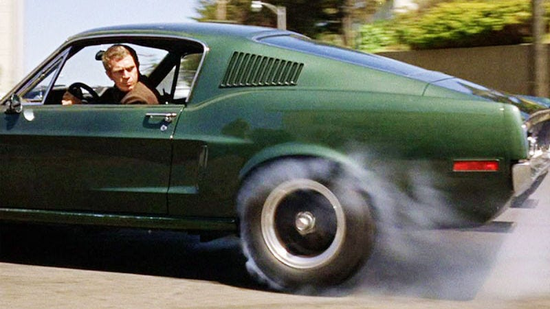Illustration for article titled How Much Is That Supposedly Original Bullitt Mustang Going To Be Worth?