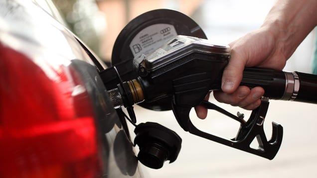 Buy Gas on Mondays to Save Money
