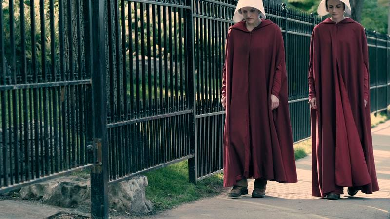 The Handmaid's Tale (Photo: George Kraychyk/Hulu)