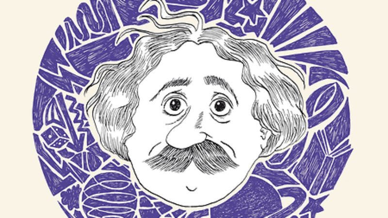 Illustration for article titled Nobrow exclusive: Einstein explores the history behind the genius
