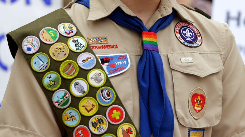Illustration for article titled Boy Scouts Will Permit Gay Adults