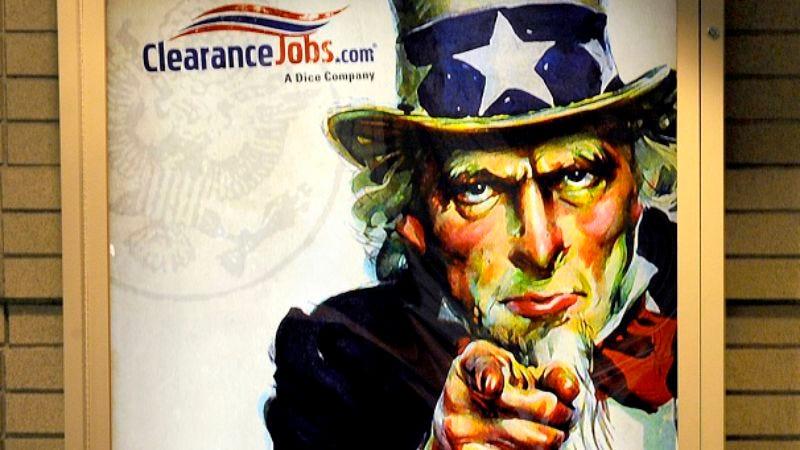 """Illustration for article titled Frontline: """"Top Secret America"""""""