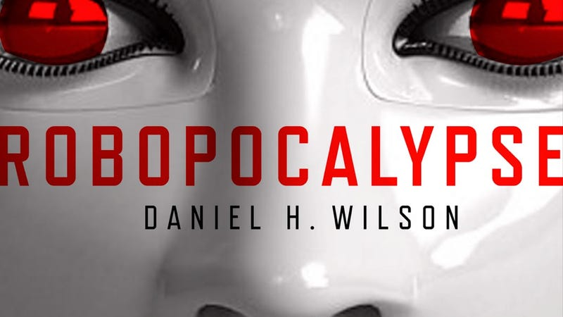 Illustration for article titled Robopocalypse may well be the summer's best movie — in book form