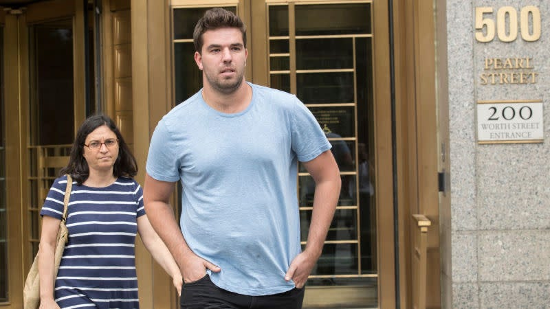 Illustration for article titled Fyre Festival Boy Pleads Guilty, Might Be Headed to Prison