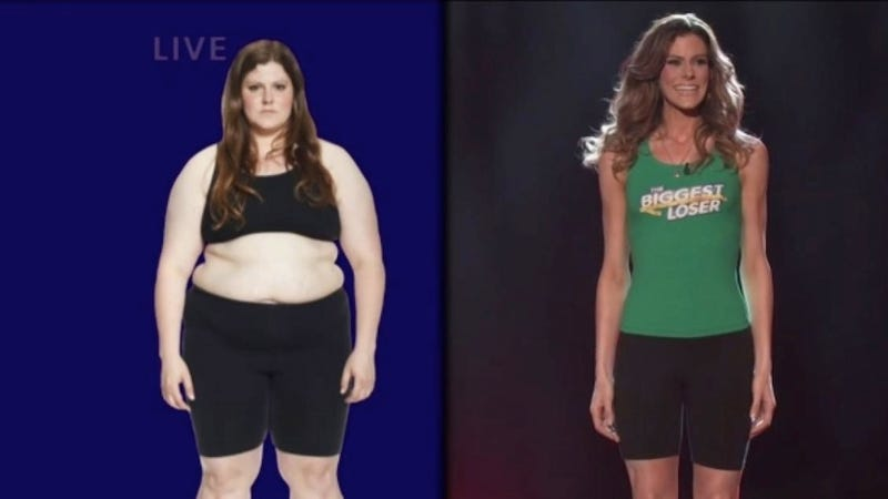Illustration for article titled Smallest Ever Biggest Loser Winner Gains 20lbs, Feels Much Better