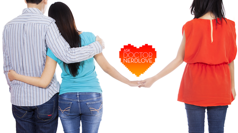 How To Tell Someone You're In An Open Relationship