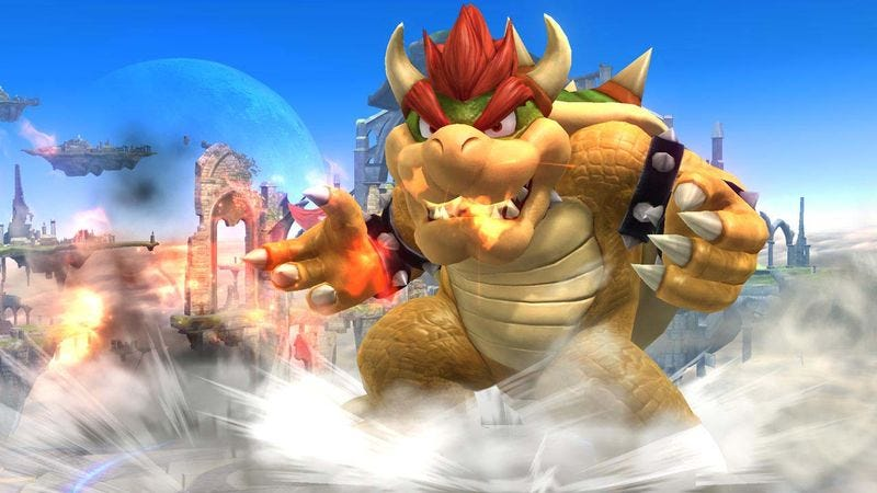 Illustration for article titled The Ability To Play As Bowser Has Made Our Society More Evil