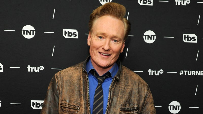 Illustration for article titled Conan O'Brien has a dream guest, and he's terrified of Jimmy Fallon getting to him first