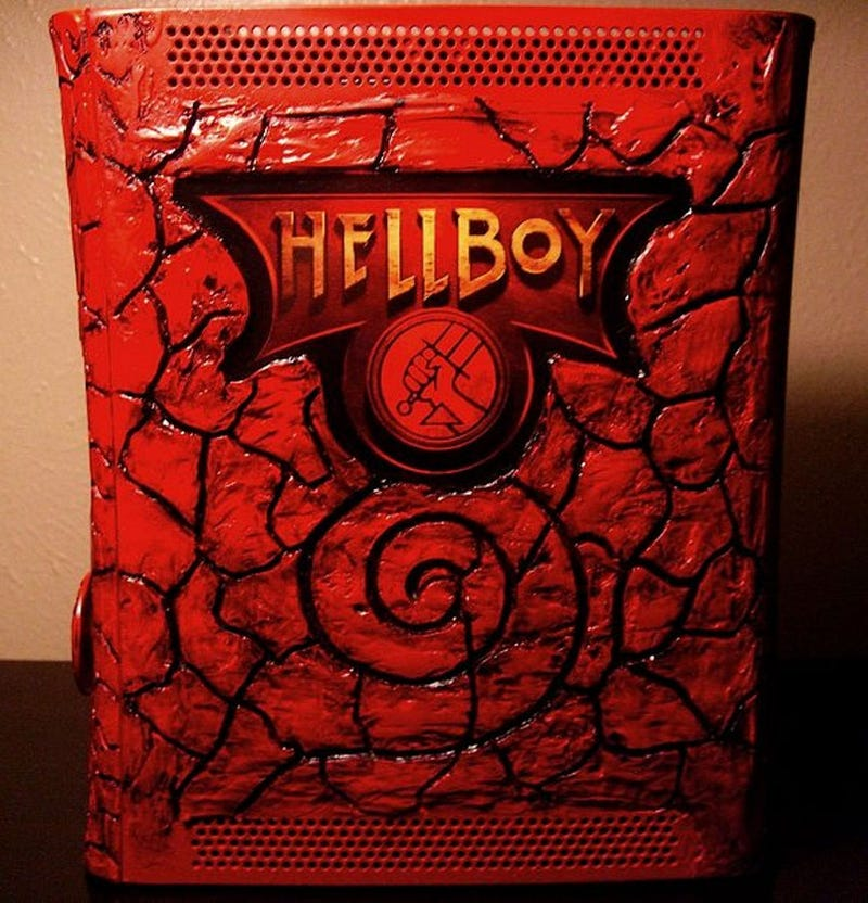 Illustration for article titled Hellboy 360 Mod Is Better Than Hellboy Movies