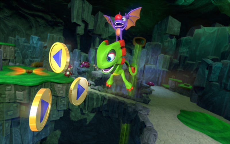 Illustration for article titled Yooka-Laylee Brings Back Banjo-Kazooie's Best Easter Egg