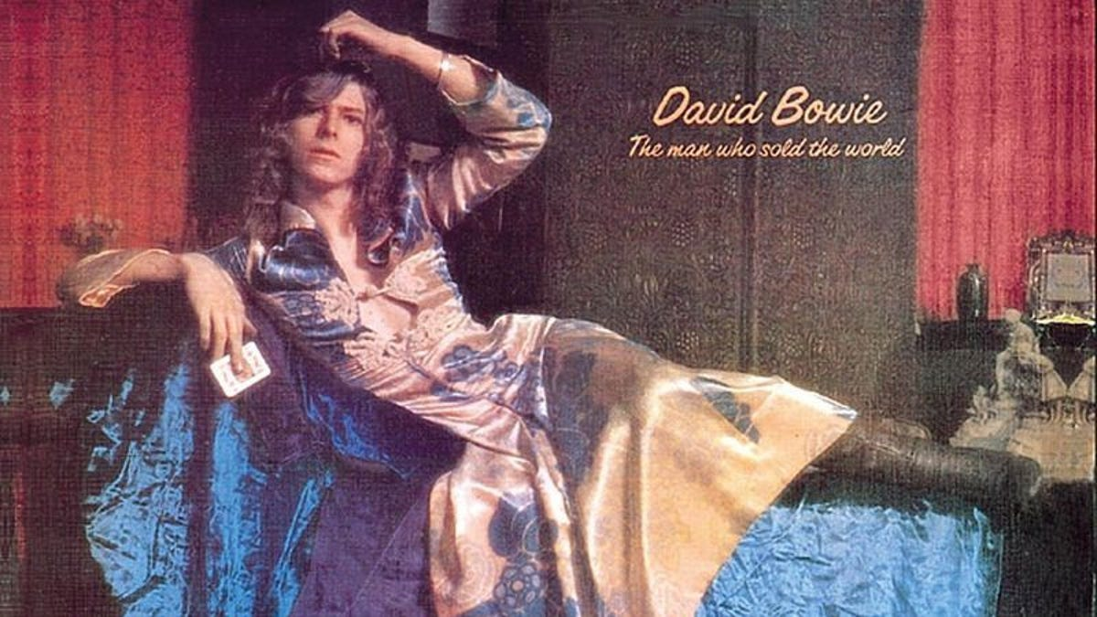 On The Man Who Sold The World, David Bowie found his career blueprint