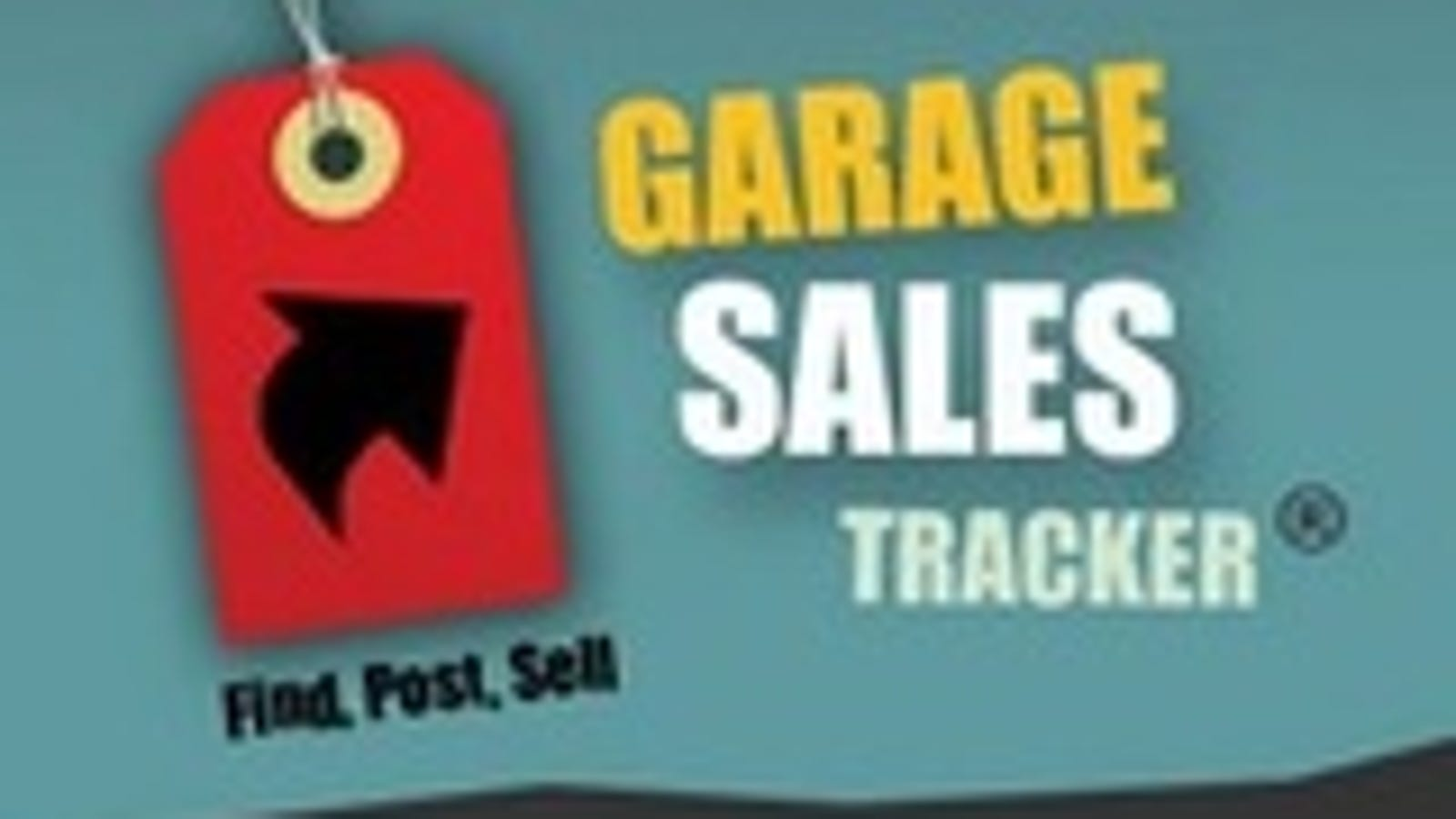 garage sales tracker sorts and maps garage sales for easy loot hunting