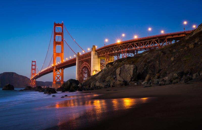 Illustration for article titled Happy Birthday, Golden Gate Bridge