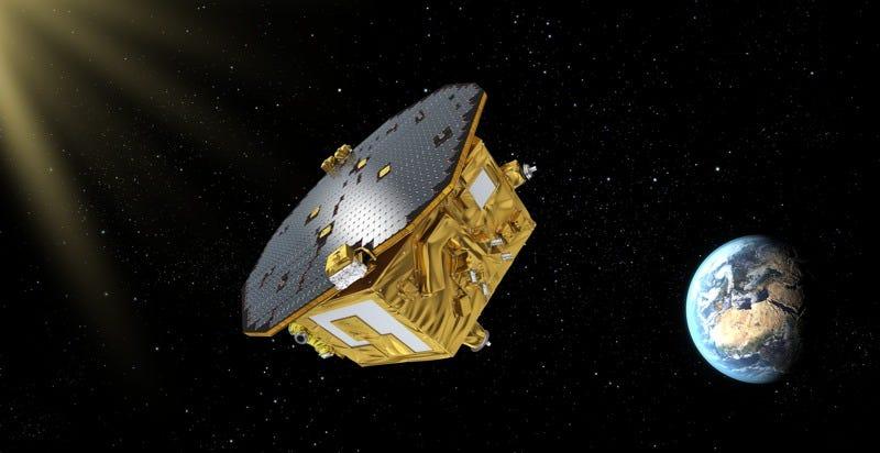 Image: European Space Agency.