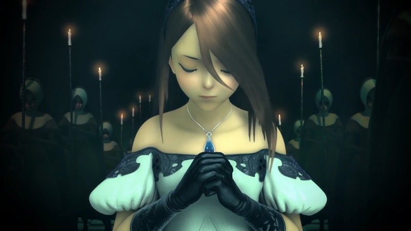 Illustration for article titled So What Did You Think Of Bravely Default's Second Half?