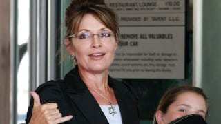Illustration for article titled Sarah Palin Uses Classic Jury Duty Excuse To Get Out Of Bus Tour