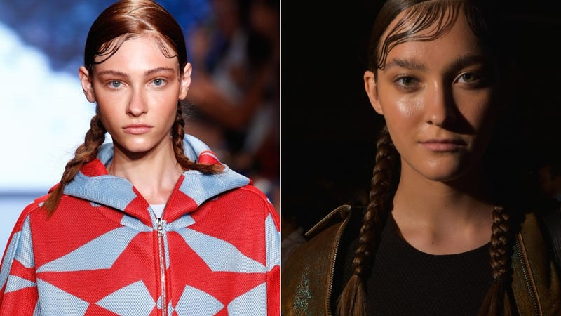 The Problem With Baby Hairs Urban And The Fashion Industry