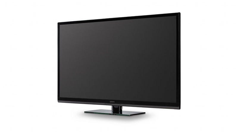 Illustration for article titled This 39-Inch 4K TV Only Costs $700
