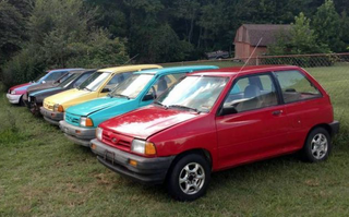 Illustration for article titled Ford Festiva anyone?