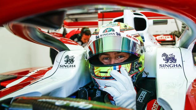 Formula One Says Fridays Are For The Rookies