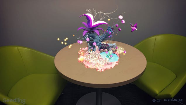 Seedling on Magic Leap Is the Most Relaxing Space Gardening Game You ll Never Play