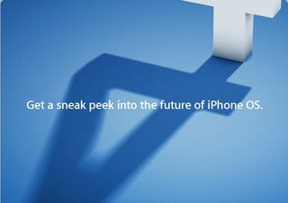 Illustration for article titled Apple iPhone OS 4 Revealed on April 8