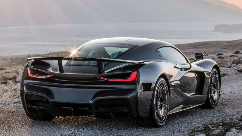 Ilration For Article Led Porsche Is Investing In Rimac Because It 39 S Really