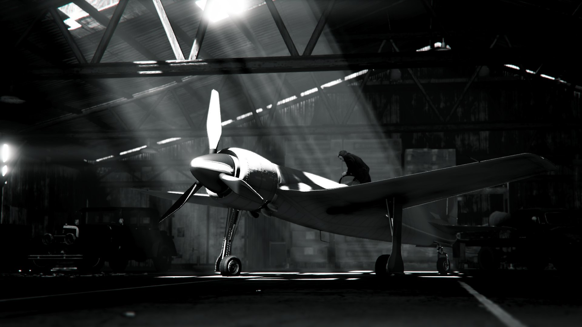 Grand Theft Photo Why These Gta Shots Look So Damn Good Because There Are A Lot Of Fuses In An Aircraft
