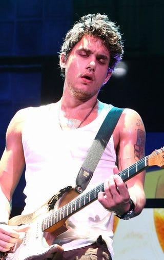 Illustration for article titled John Mayer's Sex Faces: Hot... And Not!