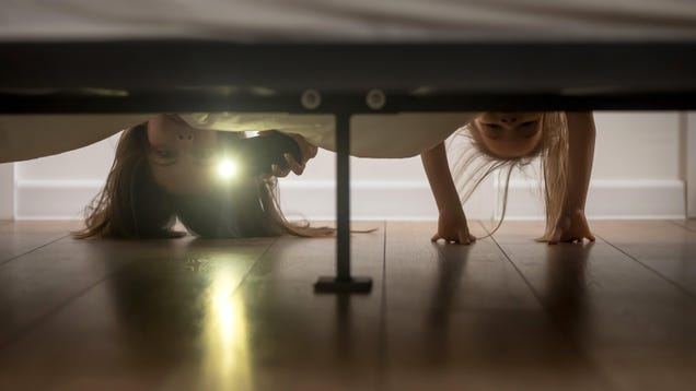 The 'Storage Space' Under Your Bed Is a Mess (but You Can Do Better)