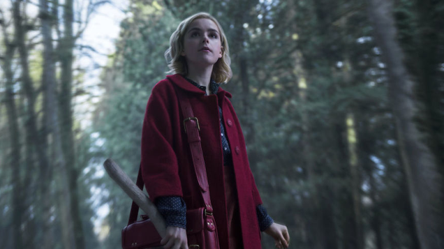 The Stars of Chilling Adventures of Sabrina Discuss the Show s Feminist Ideals