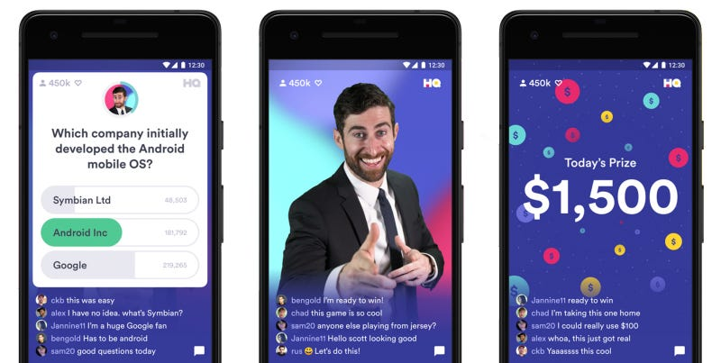 How to Get HQ Trivia for Android Now
