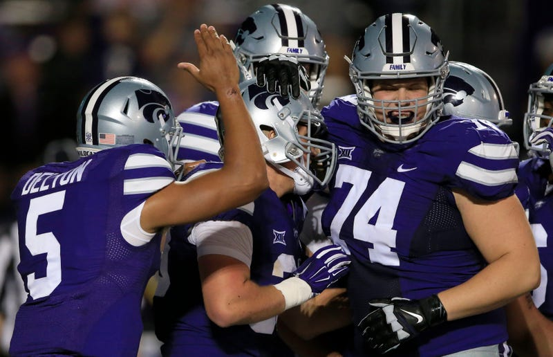 Kansas State offensive tackle reveals he is gay