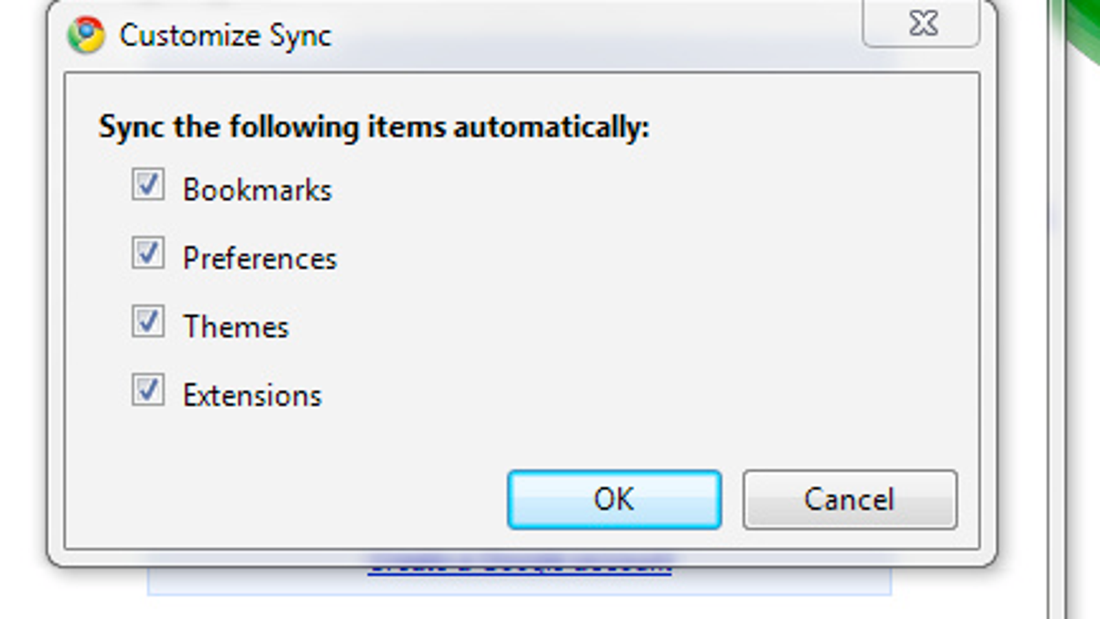 How to Enable Extension Syncing in Chrome (AKA: The Holy