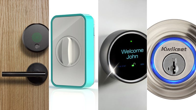 Illustration for article titled Are Smart Locks Secure, or Just Dumb?
