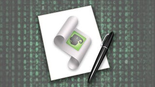 Illustration for article titled Automatically Create Evernote Template Notebooks with AppleScript