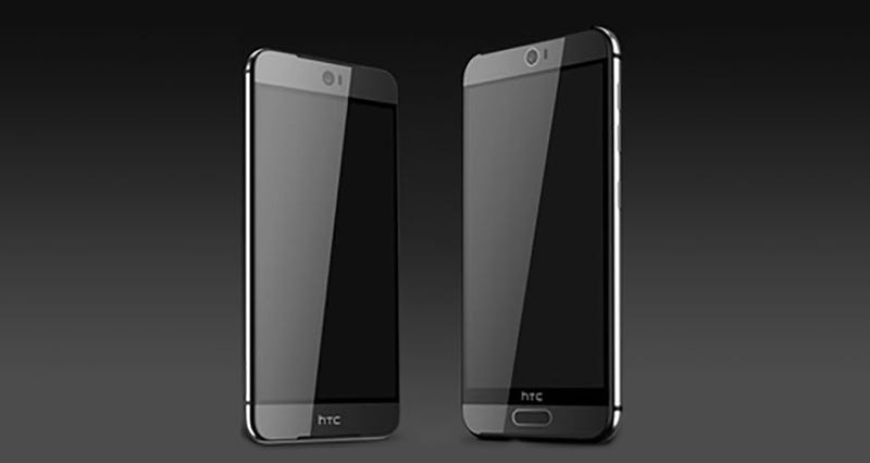 Illustration for article titled Filtradas las primeras imágenes del HTC One M9