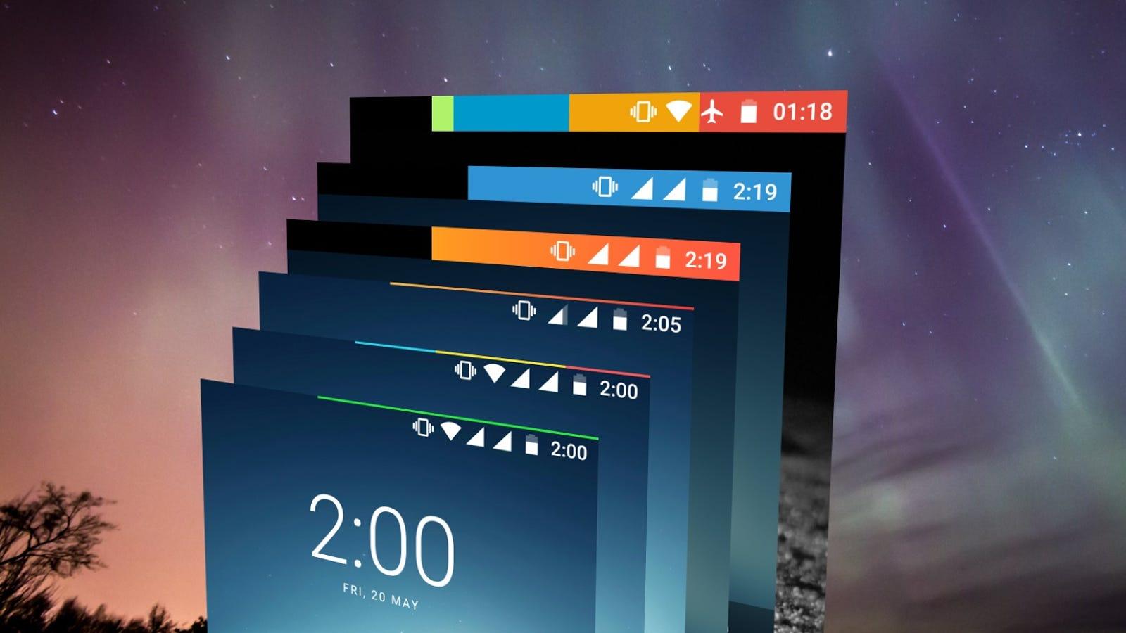 Energy Bar es la mejor app para Android que puedes probar esta semana