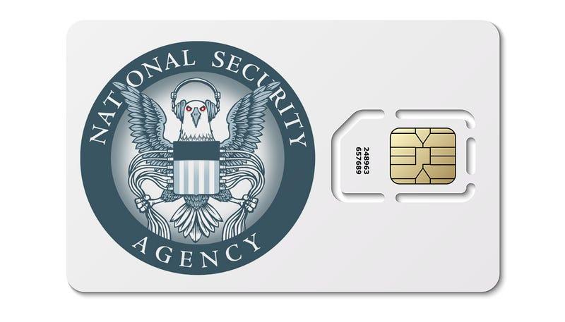 Illustration for article titled Gemalto señala a EE.UU y UK por el intento de espionaje de tarjetas SIM